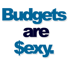 budgets are sexy